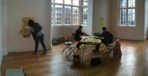 AF workshop with the 'urban pioneers'