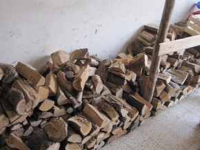 Wood is going