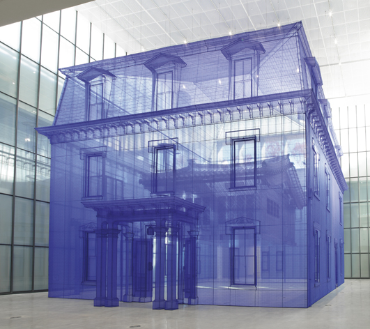 Image: Artist Do Ho Suh From Korea